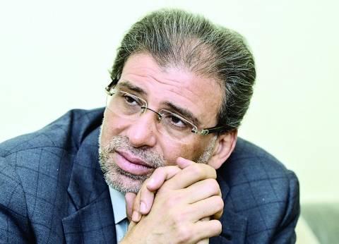 """خالد يوسف ناعيا """"زويل"""": ليس فقيد مصر وحدها بل العالم والإنسانية كلها"""