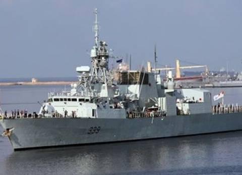"""تدريبات مشتركة لـ""""البحرية المصرية"""" مع حلف """"ناتو"""""""