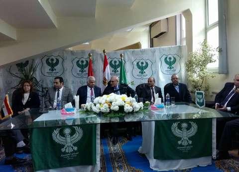 لجنة الشباب والرياضة بمجلس النواب تشيد بفرع المصري الجديد بحي الضواحي