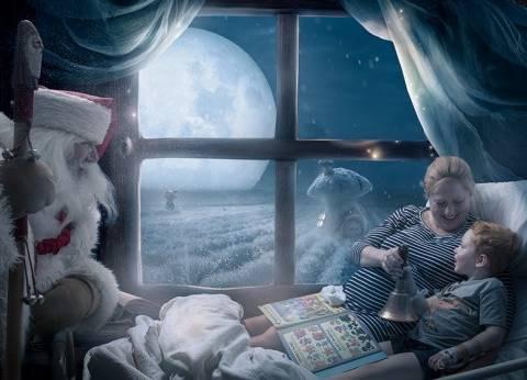 مصورة أسترالية تمنح الأطفال المرضى عالما خياليا للاحتفال بالكريسماس