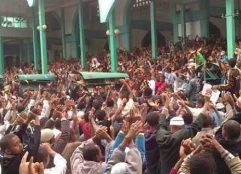 الإفراج عن زعيم المعارضة الإثيوبية بعد احتجاجات واسعة