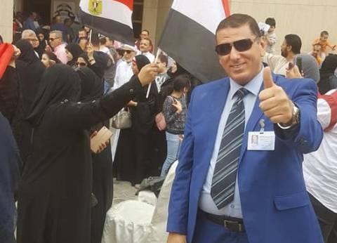 سفير مصر بالكويت: إقبال منقطع النظير ومشهد الجالية المصرية مشرف