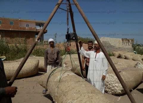 """وكيل """"زراعة الفيوم"""" يوجه بتسهيل إجراءات تسلم القطن للفلاحين"""