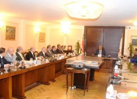 وزير التموين يوجه بـتكثيف الحملات التموينية قبل شم النسيم