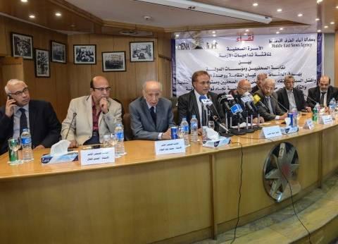 """رئيس تحرير """"الأهرام"""": فترة """"قلاش"""" شهدت هتافات ضد الجيش.. ونرفض تسييس """"الصحفيين"""""""