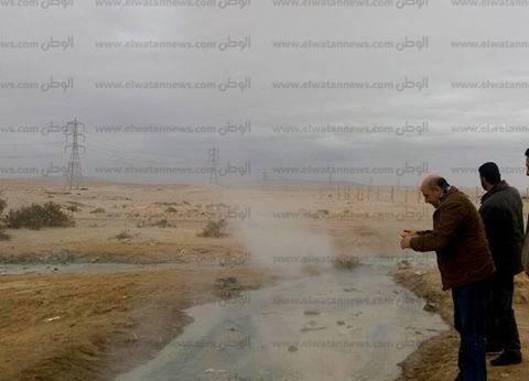 بالصور| رئيس مدينة رأس سدر يطالب بالترويج إعلاميا لإمكانيات السياحة العلاجية