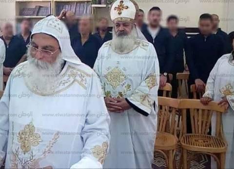 """""""السجون"""" تنظم احتفالية لنزلاء """"المرج"""" بمناسبة عيد القيامة"""