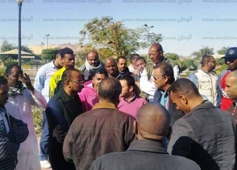 إضراب عشرات المحامين بالإسماعيلية احتجاجا على رفض الاستجابة لمطالبهم