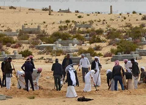محافظ شمال سيناء: الأزهر يخصص 269 تأشيرة حج لأسر شهداء مسجد الروضة