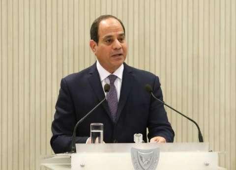 السيسي يجري اتصالا بأبو مازن ويؤكد حرص مصر على حقوق الفلسطينيين