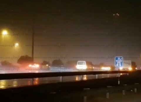 """""""الأرصاد"""" تعلن حالة طقس اليوم.. أمطار غزيرة ورعدية والعظمى بالقاهرة 22"""