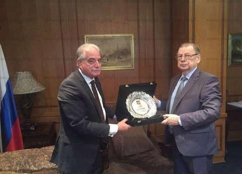 """محافظ جنوب سيناء ينظم مؤتمرا صحفيا للإعلان عن """"مصر والسياحة العلاجية"""""""