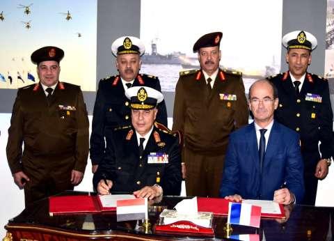 المتحدث العسكري يعلن توقيع القوات المسلحة لعقود تسليح مع شركات عالمية