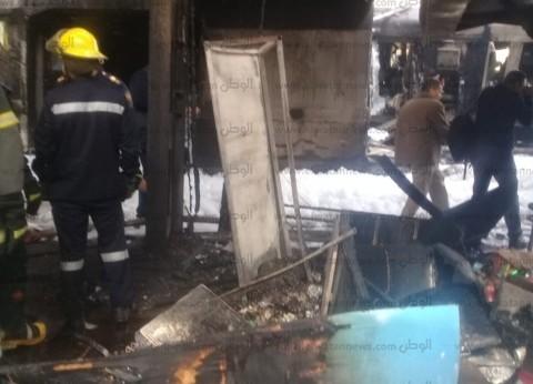 التليفزيون المصري: حروق المصابين بمحطة مصر بين الدرجة الثانية والثالثة