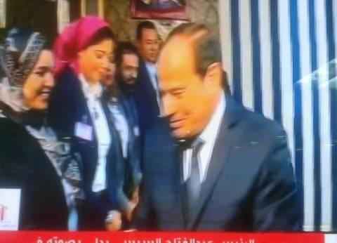 """ابنة وزير شؤون مجلس النواب تترأس """"لجنة السيسي"""" في مصر الجديدة"""