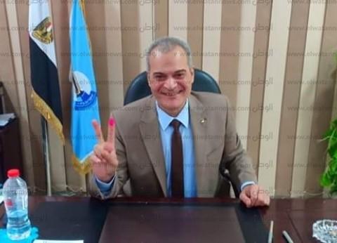 """وكيل """"صحة البحر الأحمر"""" يدلي بصوته في الاستفتاء على تعديل الدستور"""