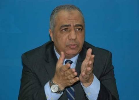 """عبدالفتاح الجبالي يدلي بصوته في """"ليسيه الحرية"""" بالمعادي"""