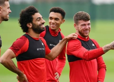 «صلاح» على رأس قائمة ليفربول بدوري أبطال أوروبا