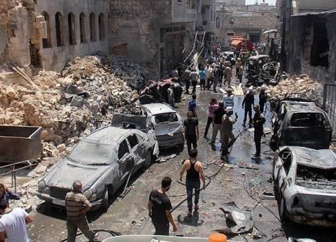 """""""الدفاع المدني"""": مقتل 11 مدنيا في قصف للنظام السوري على إدلب"""