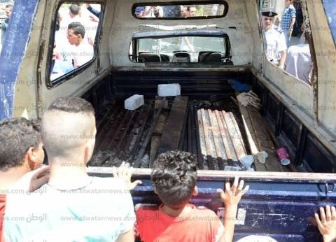 الإرهاب يغتال 5 أفراد شرطة بالبدرشين.. والأهالى: «ربنا المنتقم»