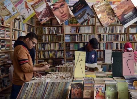 اليوم العاشر لمعرض الكتاب: إقبال ضعيف ودور النشر تشكو انخفاض المبيعات