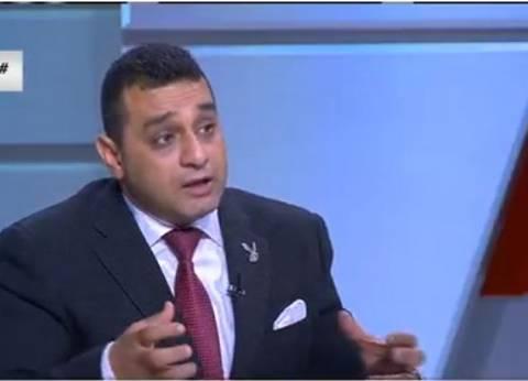 حاتم صابر: الإرهاب بسيناء يتمركز في مثلث رفح والشيخ زويد والعريش