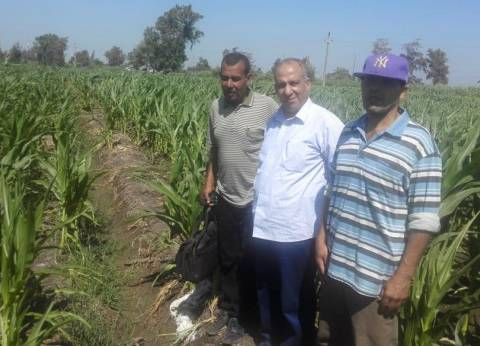 """""""الزراعة"""" ترحب بالتعاون مع البنك الدولي للنهوض بمستوى معيشة الفلاح"""