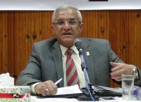 جامعة المنيا تصدر بيانا لتهنئة الرئيس السيسي بالفوز