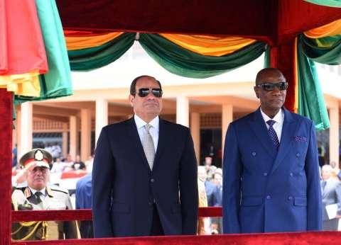 مع بداية جولة السيسي لأفريقيا.. أبرز زيارات الرئيس للقارة السمراء