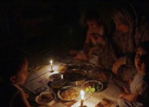 انقطاع الكهرباء عن 6 قرى في نبروه بالدقهلية بسبب الطقس السيئ