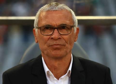 """""""كوبر"""" يختار 10 محترفين لمعسكر مباراة تونس"""