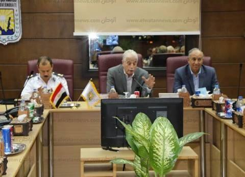 محافظ جنوب سيناء: إزالة التعديات على الأراضي تتم لصالح الشعب