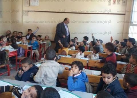 إصابة 10 تلاميذ في حادث انقلاب أتوبيس مدارس بمركز قوص بقنا