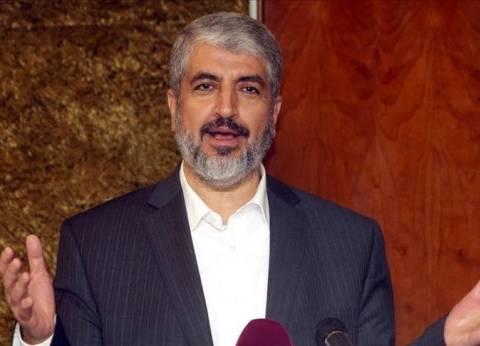 """""""مشعل"""" يطالب الفصائل والقيادة الفلسطينية بوضع رؤية للمشروع الوطني"""