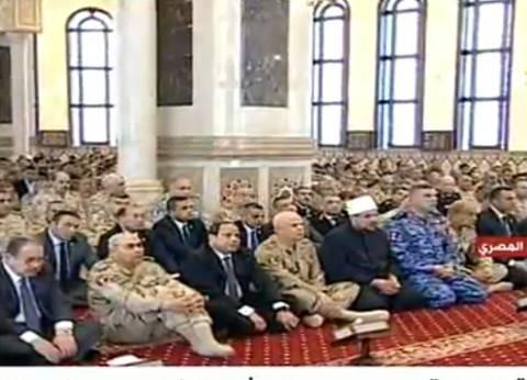 """كيف احتفل الرئيس السيسي بـ""""يوم الشهيد"""" منذ توليه الرئاسة؟"""