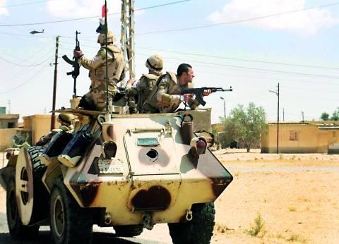 """""""كمين البرث"""".. """"شريان دعم الإرهابيين"""" الذي أوقفه الجيش المصري في سيناء"""