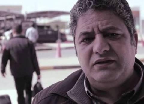 السيناريست سيد فؤاد يقدم التهنئة لمهرجان أسوان