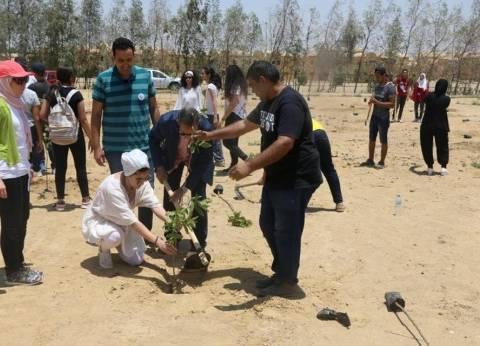"""وزيرة البيئة عن مبادرة """"شجرها"""": نولي اهتماما كبيرا بالشباب"""