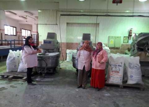 مصنع التغذية المدرسية بالمنوفية يتوقف مجدداً بعد 4 أيام عمل بسبب أزمة التسمم