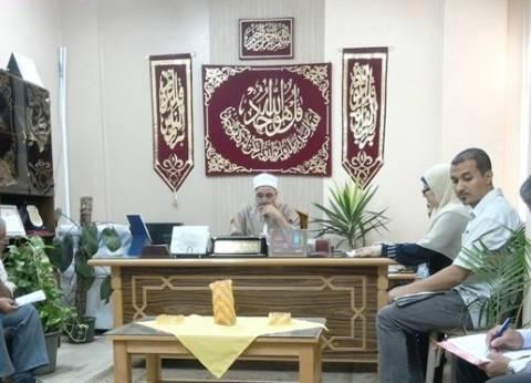 رئيس «الإسكندرية الأزهرية» للمديرين: «استلفوا عشان صيانة المعاهد»