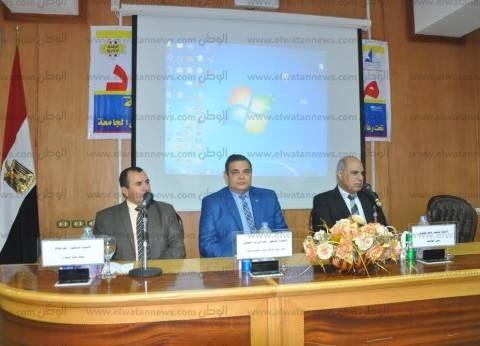 رئيس جامعة كفر الشيخ: تعيين أعضاء هيئة التدريس طبقا لمعايير معلنة