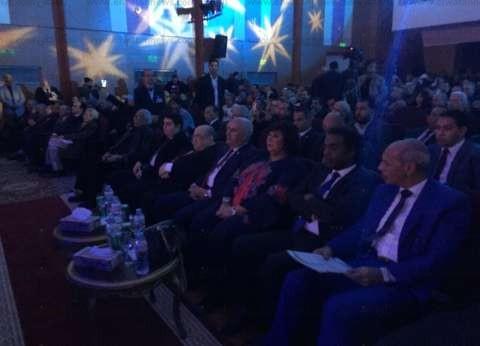 إيناس عبدالدايم تعلن مطروح عاصمة للثقافة خلال 2019