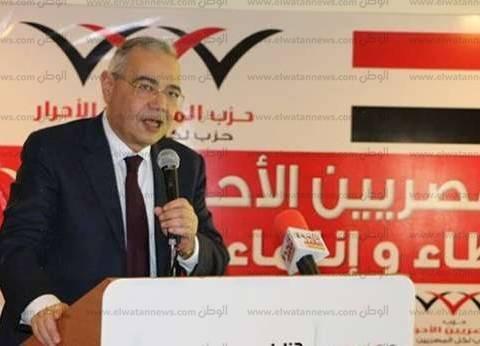 أمين عام «المصريين الأحرار» بأسيوط يهنئ الشعب المصري بالصعود للمونديال