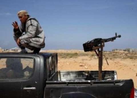 ليبيا: القبض على 8 عناصر إرهابية فارة من بنغازي