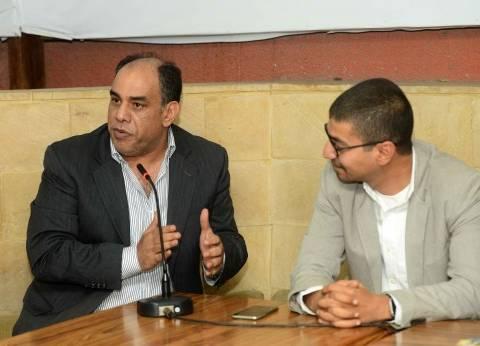 """أحمد محمود: """"بعد الفسحة"""" كتاب معني بالكثير من التفاصيل"""