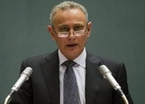 سفير مصر بلندن: أفراد الجالية جنود على الجبهة لتحقيق صالح الوطن