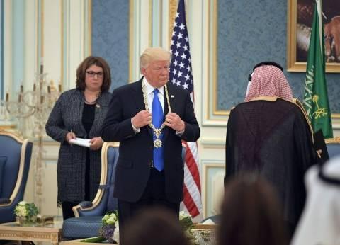 ترامب يلتقي زعماء عرب على انفراد قبل قمة إسلامية-أمريكية في الرياض