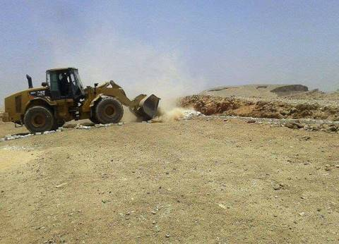 استعادة 1400 متر من أملاك الدولة بـ5 قرارات إزالة في الإسكندرية