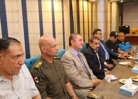 محافظ كفر الشيخ: أدعم النادي الرياضي ليحقق طموحنا في الصعود