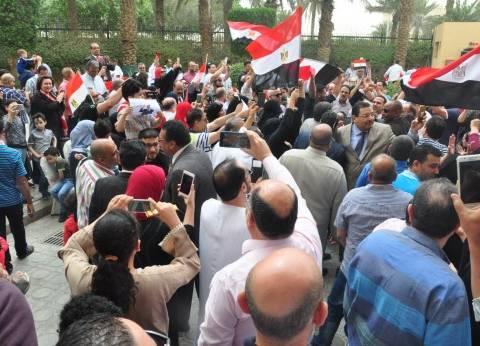 رئيس الجالية المصرية بالسعودية: إقبال كثيف بالرياض وجدة للاقتراع